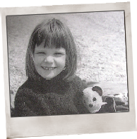 A Young Claire Dunn